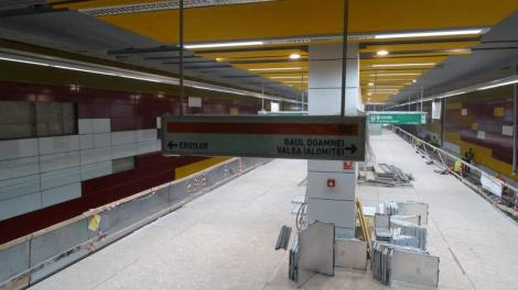 Oficial! Când va fi gata metroul în Drumul Taberei. Ministrul Transporturilor a făcut anunțul - vIDEO