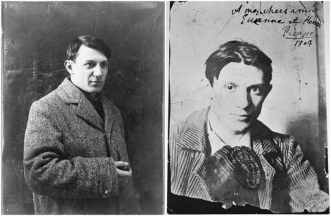 """Cea mai grea perioadă din viața lui Picasso. A fost nevoit să își pună tablouri pe foc și a fost arestat pentru furtul tabloului """"Mona Lisa"""""""