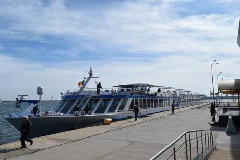 O navă de croazieră de 155 de metri, vase de transport şi o navă pentru exploataţii offshore vor fi construite la Şantierul Naval Damen Mangalia