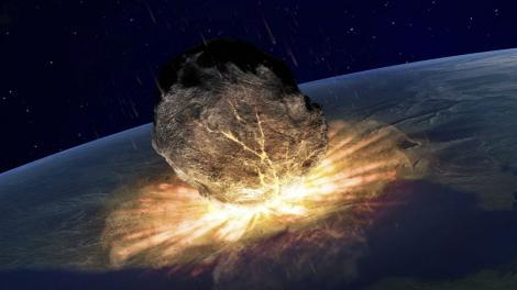 Scenariu apocaliptic. Un asteroid lovește Pământul în curând. NASA a dezvăluit ce se poate întâmpla!