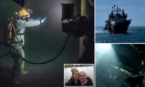 Un scafandru a fentat moartea în Marea Nordului! Bărbatul care a supraviețuit 35 de minute fără oxigen la 91 de metri adâncime