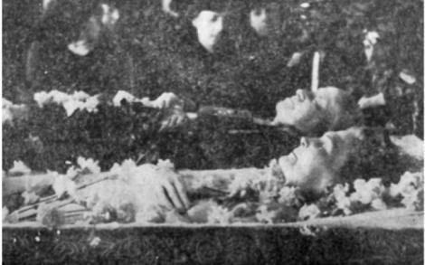 """Când marele Antipa a murit, soția, Alina, l-a silit s-o aștepte până s-a sinucis!!! """"Au plecat împreună, de unde nu te mai întorci!"""""""