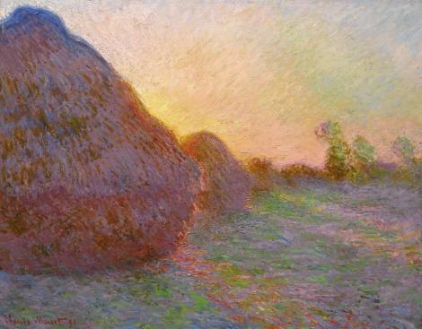 O pânză de Claude Monet, vândută cu 110,7 milioane de dolari la New York