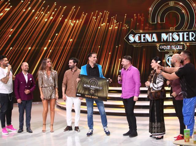 A 12-a ediție Scena Misterelor s-a terminat la egalitate! Premiul ajunge la trei copilași din Bacău
