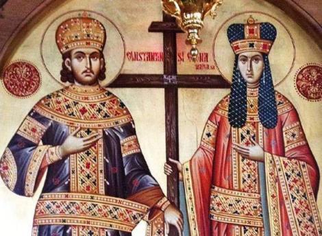 Sf. Constantin și Elena 2020. Ce să faci pentru fericire, bani, dorințe grabnic îndeplinite