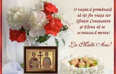 Sf. Constantin și Elena 2020: ce nume se sărbătoresc pe 21 mai și semnificația lor