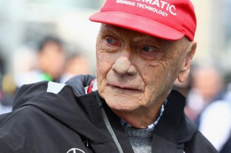 """Reacții sfâșietoare după moartea lui Niki Lauda, triplul campion mondial de Formula 1: """"O legendă ne-a părăsit!"""""""