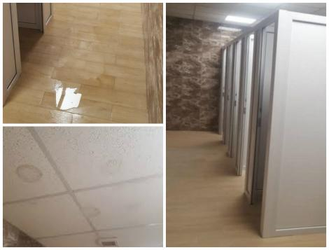 Toaleta publică din Cluj, care a costat 120.000 de euro, a fost inundată la prima ploaie! Fusese deschisă în urmă cu două săptămâni