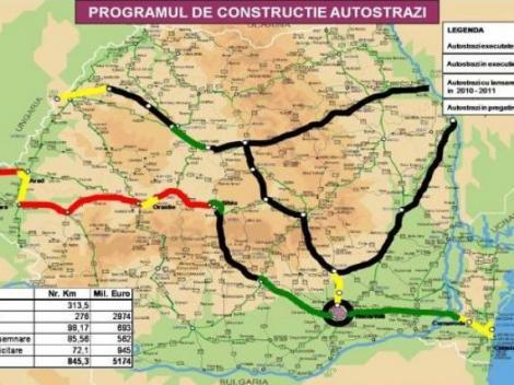 Halucinant! Autoritățile din România se gândesc cum să-i taxeze pe șoferi pentru o autostradă, care nu există!