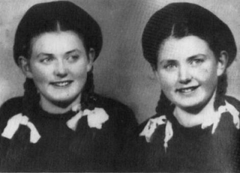 """Eva și Miriam, gemenele născute în Sălaj care au supraviețuit experimentelor """"unchiului Menghele"""" de la Auschwitz: """"Mi-a  făcut cinci injecții și mi-a spus că o să mor în două săptămâni"""""""