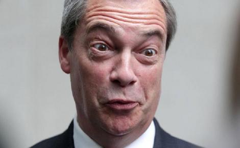 Parlamentul European îl va investiga pe Nigel Farage