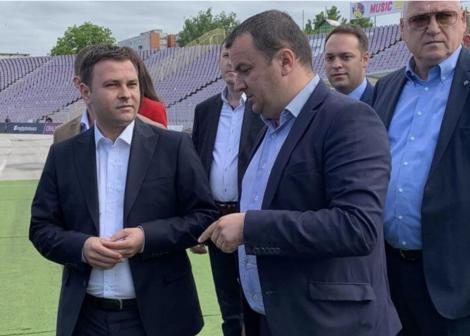 Timisoara va avea stadion modern de 32.000 locuri