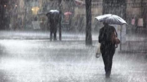 Atenționare de maximă importanță! Ploi torențiale și furtuni în aproape toată țara! Zonele afectate în următoarele zile