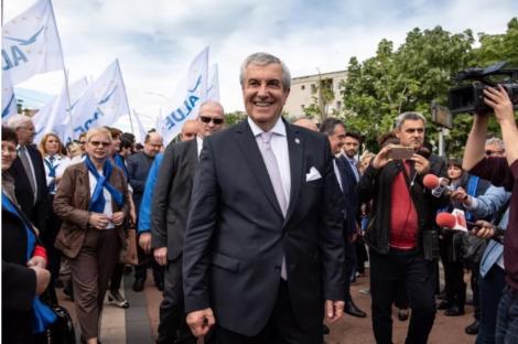 Alegeri Europarlamentare 2019. Călin Popescu-Tăriceanu a refuzat să voteze la referendum. Declarații
