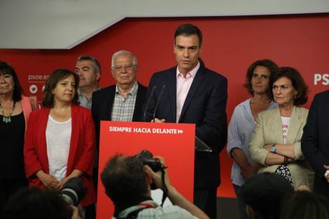 Socialistul Pedro Sanchez, marele învingător al alegerilor europene în Spania, vrea mai multă greutate în Europa