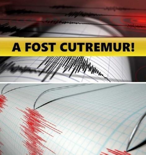 A fost cutremur în România! Două seisme au zguduit pământul în această dimineață