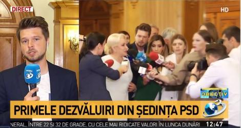 Informaţii de ultimă oră despre şedinţa din PSD, prima făcută fără Liviu Dragnea! Ce decizii au fost luate