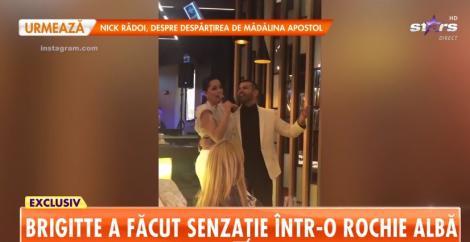 Surpriză uriașă în showbiz-ul românesc! Cine a prins buchetul la nunta lui Brigitte cu Florin Pastramă
