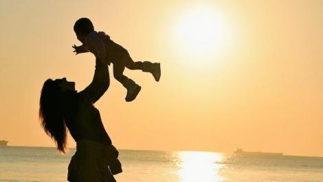Rugăciune de Ziua Copilului. Rugăciunea mamei pentru binecuvântare copiilor