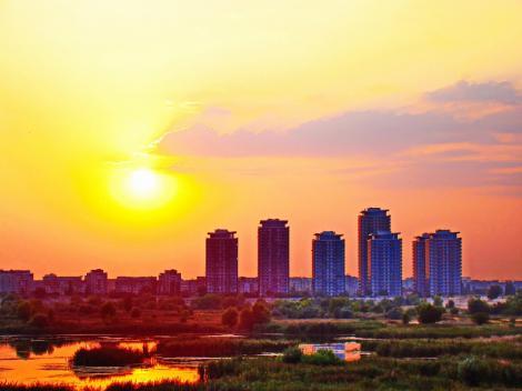 Vremea în București 3 mai 2019. Temperaturile cresc în Capitală