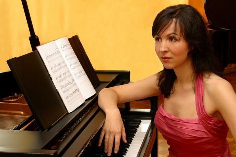Concertul pentru pian şi orchestră compus de George Enescu la vârsta de 16 ani, pentru prima dată la Sala Radio
