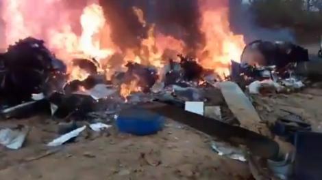 Tragedie aviatică! Un avion s-a prăbușit în Mexic și niciun pasager nu a supraviețuit