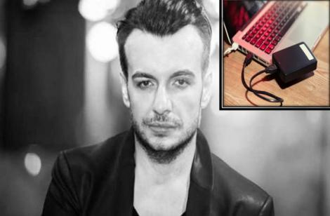 Răzvan Ciobanu și imagini bombă de pe hard disk-ul atât de căutat! Ce a filmat designerul
