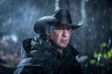 "Cannes 2019 - Sylvester Stallone va prezenta pentru prima dată imagini din ""Rambo V - Last Blood"""