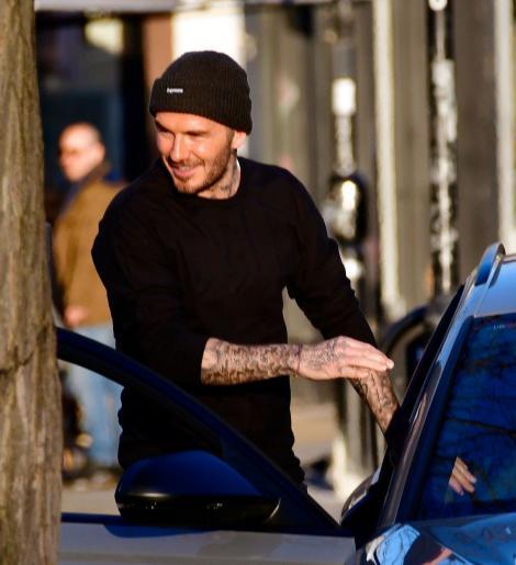 David Beckham, pieton pentru șase luni de zile! Ce făcea fotbalistul atunci când a fost oprit de polițiști