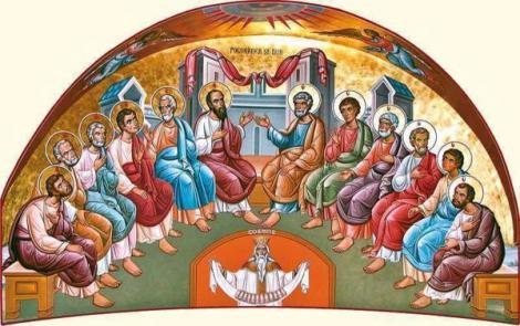 Rusalii 2019. Cea mai puternică rugăciune către Dumnezeu-Duhul Sfânt
