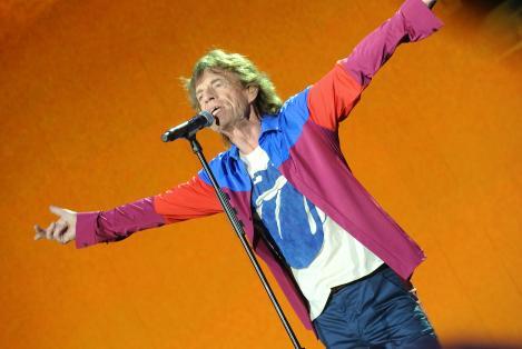 """Mick Jagger, primul interviu după operația pe cord: """"Oamenilor le plac doar doze mici de neobişnuit"""""""