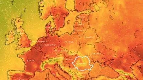 Vin călduri de nesuportat! Meteorologii anunţă caniculă şi disconfort termic, până vineri seară