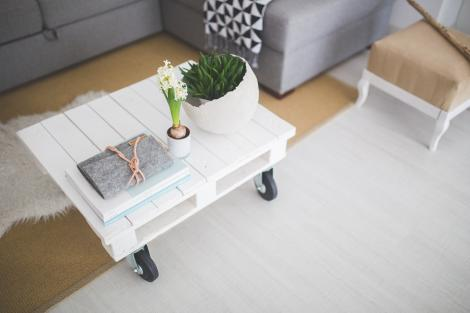 Living în stil scandinav - ghid decorativ