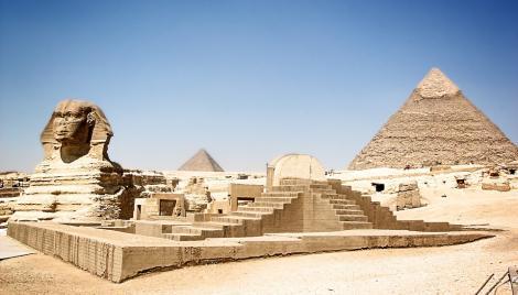 Minunile inca ascunse ale Egiptului