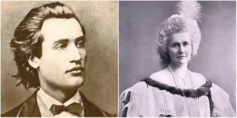"""Mihai Eminescu și Regina Elisabeta, scandalul epocii. Ea îl adora, el o detesta """"Uiți că vorbești cu regina României?"""", """"Da, dar nu cu regina poeziei!"""""""