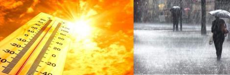 Vremea București azi și în weekend. ANM a actualizat prognoza meteo: ce ne așteaptă