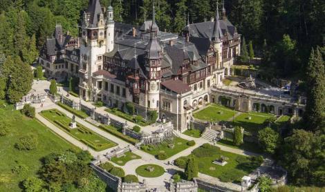 Statul român vrea să cumpere Castelul Peleş
