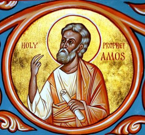 Calendar ortodox 15 iunie 2019. Sfântul Proroc Amos