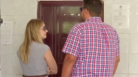 Irina Tănase, o nouă vizită surpriză la Liviu Dragnea. Cu ce bărbat a apărut blonda la penitenciar!