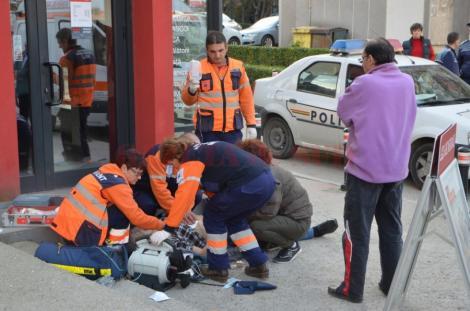 """Caz ciudat la Brașov! 17 persoane au ajuns la spital cu aceleași simptome: """"Au stări de amețeală, vărsături și scaune diareice"""""""