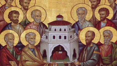 """""""Împărate ceresc"""", rugăciunea care se rostește azi, în Lunea Sfântului Duh. De ce s-o spui"""