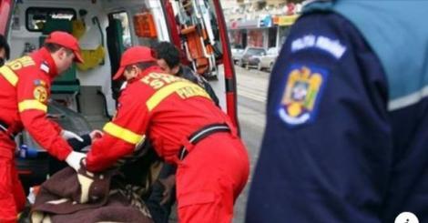 Un copil de un an a căzut de la etajul doi, în județul Gorj! Ce făceau părinții lui