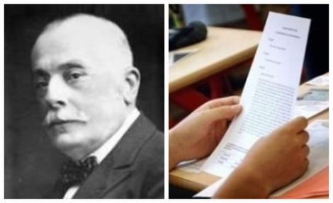 """""""Școală cât mai multă!"""". Cine a fost omul care a introdus Bacalaureatul în România, examenul pe care Eliade l-a numit """"absurd"""", și cât de bogat a ajuns"""