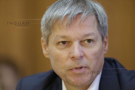 Dacian Cioloş vrea un pact în interiorul opoziţiei