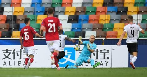 Danemarca - Austria 3-1, la Campionatul European U21 din Italia