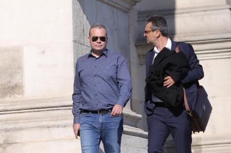 Darius Vâlcov urmează să afle dacă va fi menţinut sub control judiciar