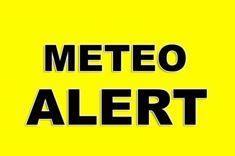 Alertă ANM: cod galben ploi torențiale și grindină în 34 de județe, până duminică. Harta zonelor afectate