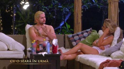 """Detaliul ce l-a dat de gol pe Bogdan în timpul momentului de striptease cu ispitele: """"Show-ul a durat 30 de minute, el n-a avut nicio reacție"""""""