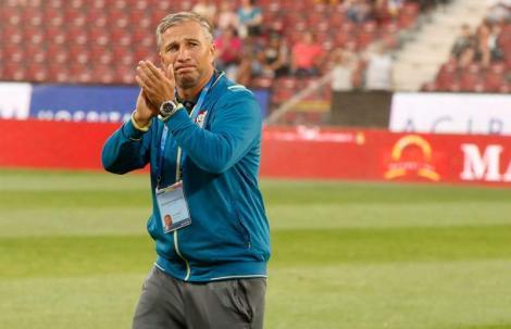 """Dan Petrescu a lăudat naționala U21: """"Cu Ianis Hagi în teren, putem câștiga Campionatul European"""""""