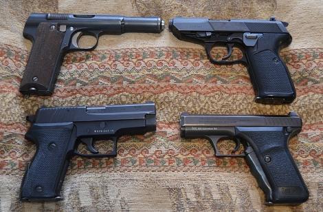 Germania vrea să interzică exporturile de arme de mână către majoritatea ţărilor din afara NATO şi UE